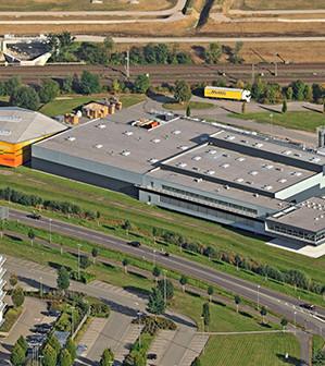 Завод Bada в Германии