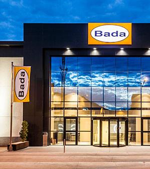 Завод Bada в Испании